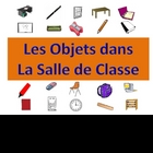 French Classroom Vocabulary Powerpoint Activities and Games