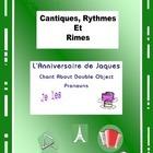 French Double Object Pronouns – French Chants from Cantiqu