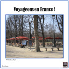 French - France Blog Project - Internet activity for Students