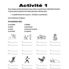 French Reflexive Verb Speaking Activities (2 complete activities)