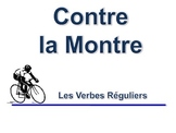 French Regular (er, ir, re) Verb Writing Activity - Powerpoint