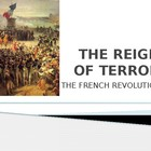 French Revolution: Reign of Terror Power Point