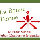 French Speaking and Writing Powerpoint Activity: Simple Fu