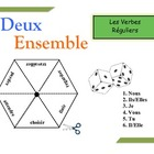 French Verb Form Practice Activity (Pairs or Groups): Regu