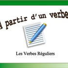French Verb Form Practice with Sentences: Regular Verbs (e