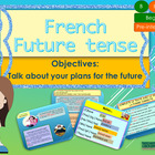 French future tense, le futur for beginners