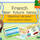 French near future tense and horoscope, le futur et l'horo