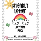 Friendly Letter Pack