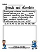 Friends and Chocolate Word Problem