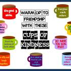 Friendship Bulletin Board Kit: Cups of Kindness