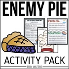 Enemy Pie Activity Pack