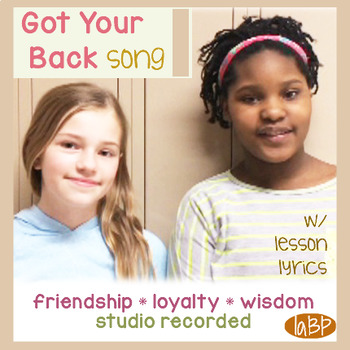 Friendship Song great for team building!--w/lesson plan/lyrics-inspires loyalty