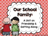Friendship Unit for PreK, Kindergarten, or 1st