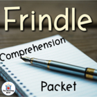 Frindle Comprehension Question Packet