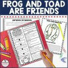 Frog and Toad Are Friends Guided Reading Activities Arnold Lobel