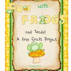 Frog and Toad Craft Project