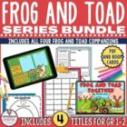 Frog and Toad Series Bundle by Arnold Lobel