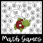 Froggy Facts Addition Games