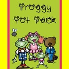 Froggy Tot Pack