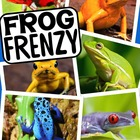 Frogs {Close Reading Passages, Graphic Organizers, and MORE!}