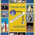 From the Earth to the Moon - Video Quiz / Questions - Word