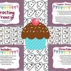 Frosting Frenzy- Multiplication and Division Bundle