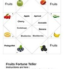 Fruit Recognition Fortune Teller