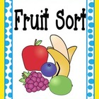 Fruit Sort