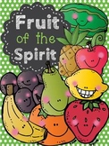 Fruit of the Spirit Mini Unit