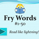 Fry Words #1-50 PowerPoint