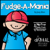 Fudge-A-Mania Novel Study