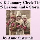 2013 January Lesson Plans: Pre-K, Kindergarten -  Winter,