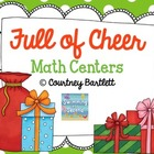Full of Cheer Math Centers