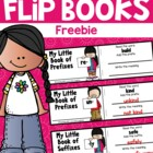 Fun Flip Books {Free Prefix and Suffix Edition}