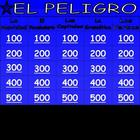 Fun Spanish Jeopardy Game (Vocabulary, Grammar, La Navidad