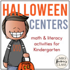 Fun With Frank: Halloween Themed Math and Literacy Fun