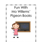 Fun With Mo Willems' Pigeon Books Character Study