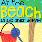 """Fun in the Sun"" ABC Order Sort"