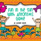 Fun in the Sun with Antonyms! Game