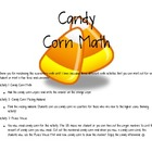 Fun with Candy Corn Math Unit