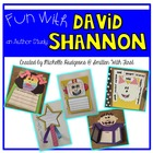 Fun with David Shannon {an author study}