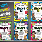 Fun with Short Vowels! BUNDLE {Common Core Word Work Activities}