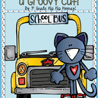 Fun with a Groovy Cat...Literacy and Math Activities with