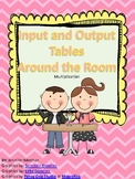 Function Table Around the Room-Multiplication-Common Core