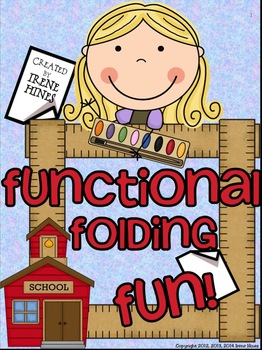 Functional Folding Fun! Flip-Flap Books And Elementary Lapbooks!