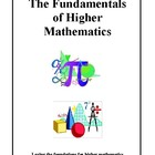 Fundamentals of Higher Mathematics, Activities and Worksheets