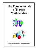 Fundamentals of Higher Mathematics - Activities, Handouts