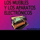 Furniture/Appliances (Los Muebles) Power Point in Spanish