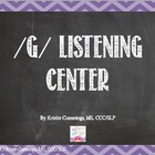 G Listening Center Power Point