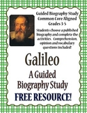 Galileo - Guided Biography Study